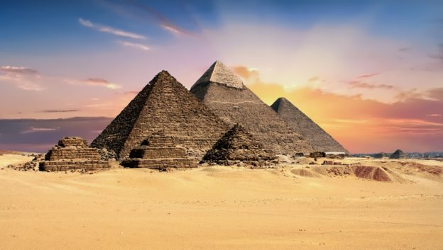 Why Pyramids Are Very Powerful Healing Tools